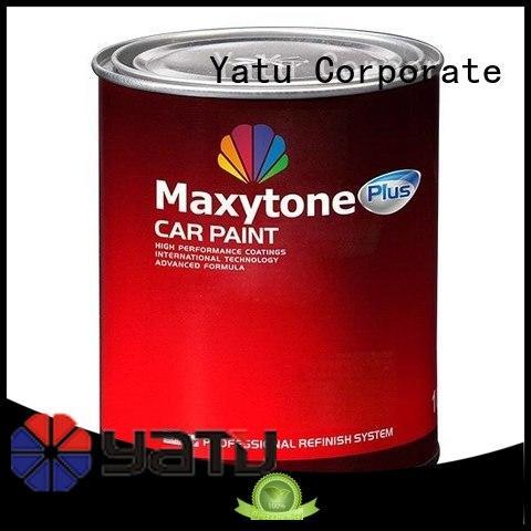 universal white auto paint popular for decoration Easicoat