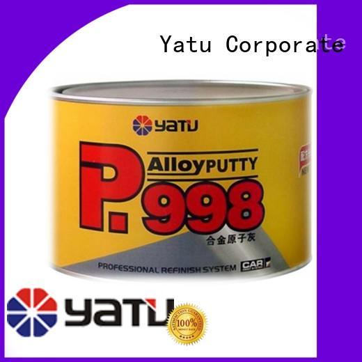 auto refinish primer putty car spray paint car Maxytone, Easicoat, Showell, EXwell Brand