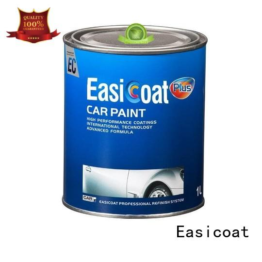 Easicoat wholesale water based spray paint universal for car factory