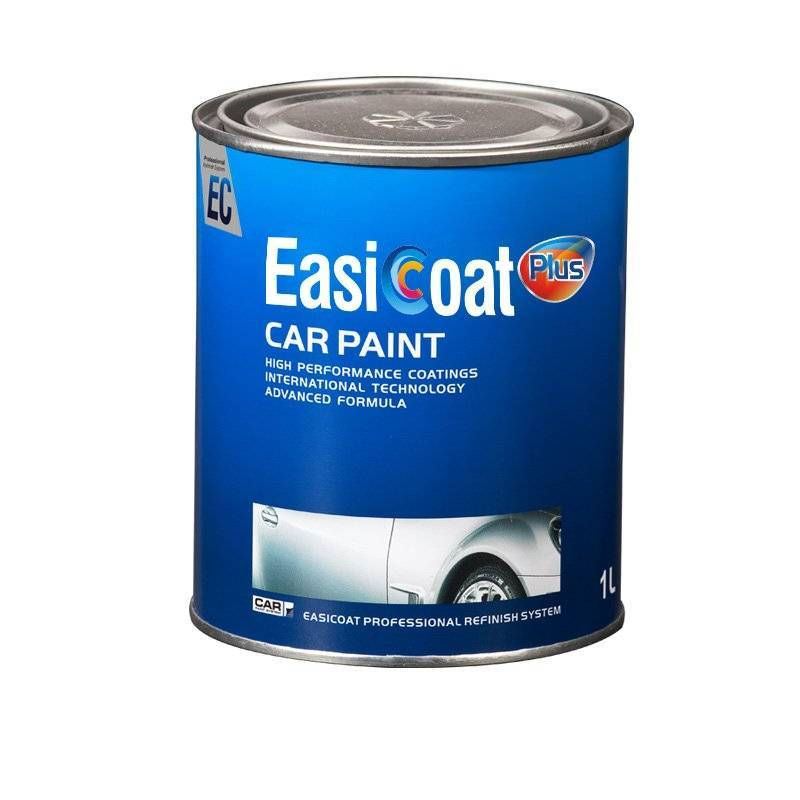 EC Plus 1K Solid Basecoat спрей краска
