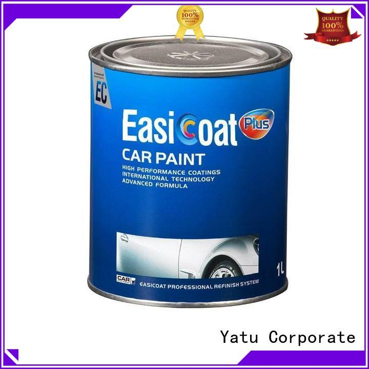 industrial paint metallic for wholesale Easicoat