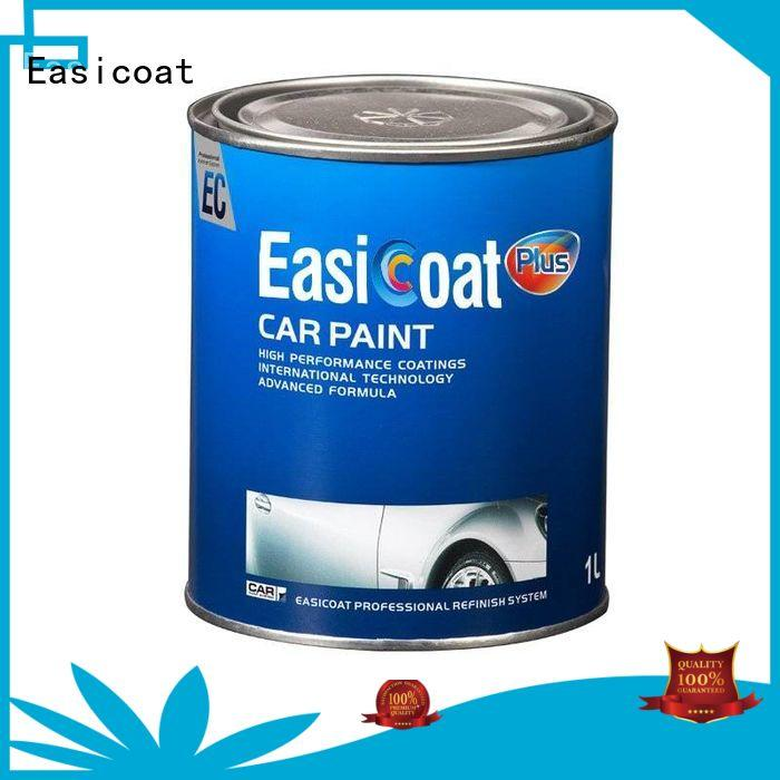 Easicoat wholesale water based spray paint for vehicle