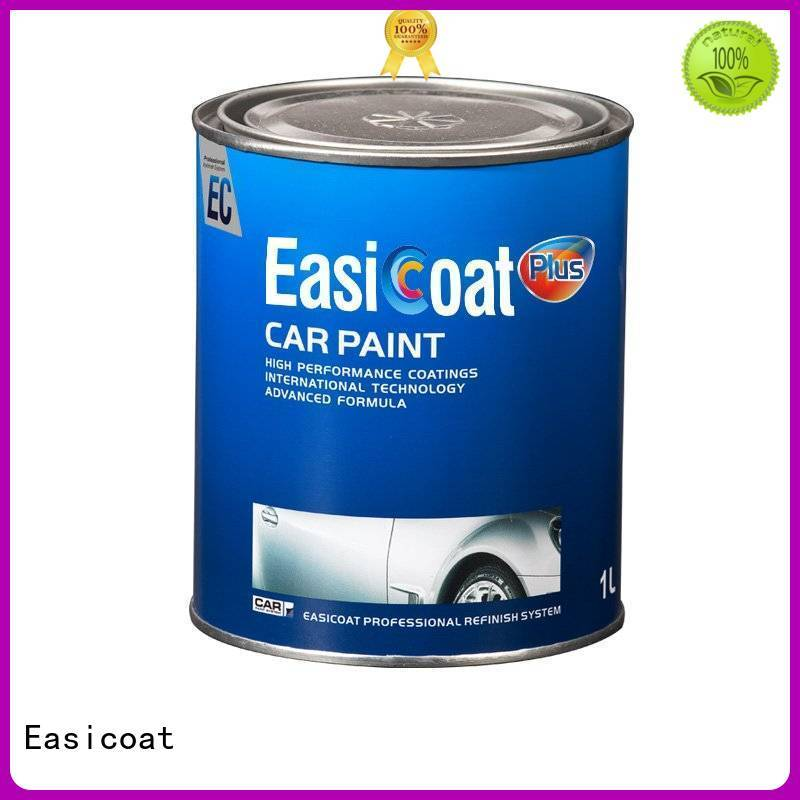 Easicoat hardener auto spray paint cheapest factory price for painting