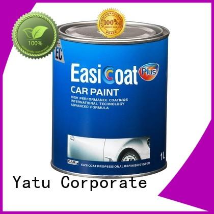 thinner automotive spray paint waterproof for car factory Easicoat