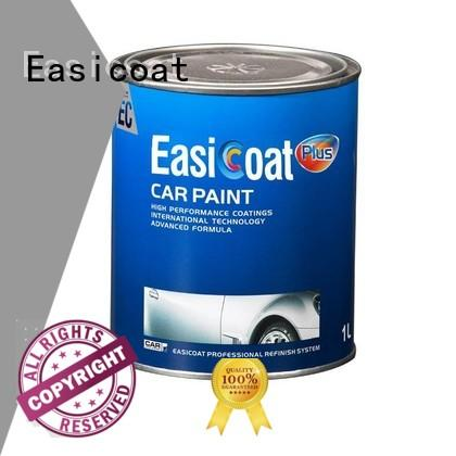 waterproof green auto paint car refinishing Easicoat