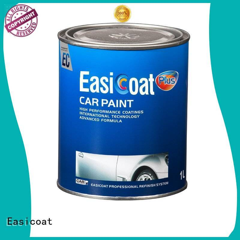 high quality clear spray paint waterproof free sample car refinishing