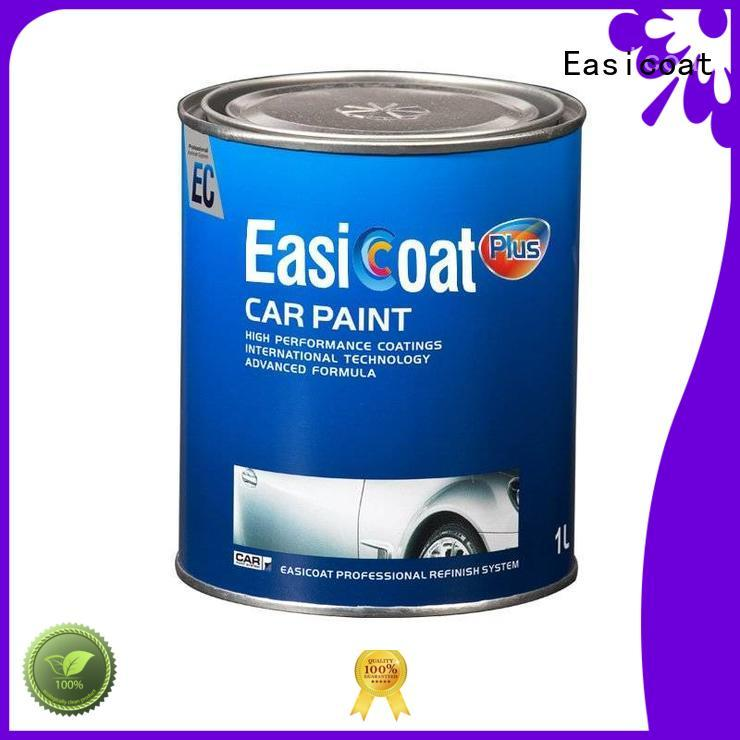 top selling new car paint cheapest factory price for sale Easicoat