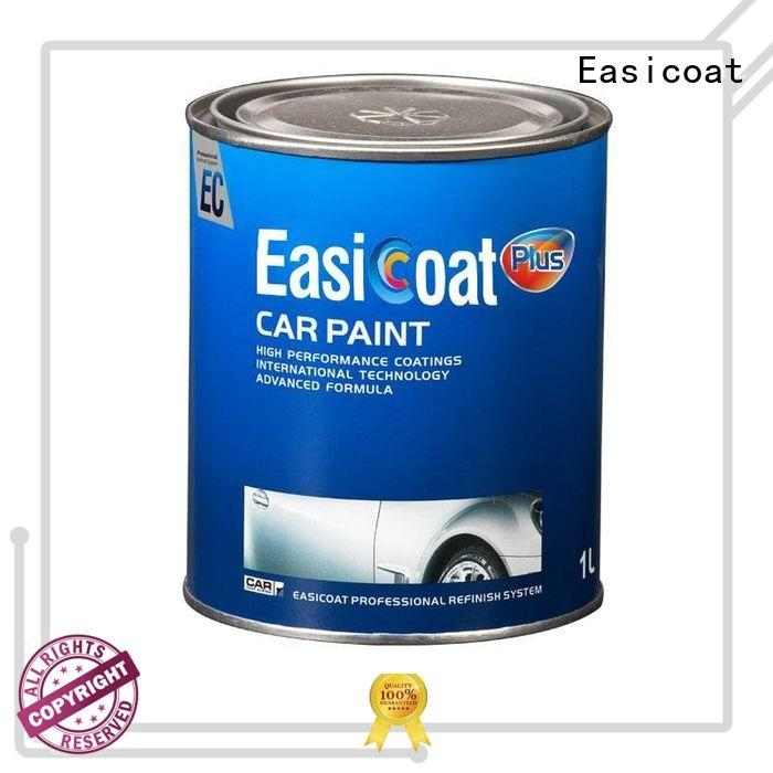 Easicoat best price clear spray paint for vehicle