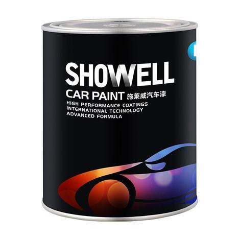 Colores de la capa base SW-1K de Showell