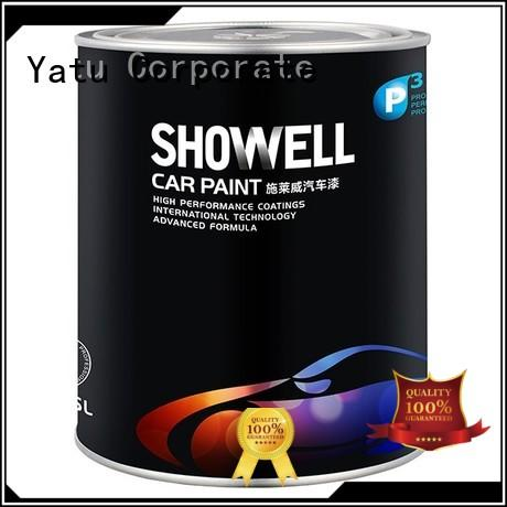 showell efficiency car spray paint refinish Maxytone, Easicoat, Showell, EXwell