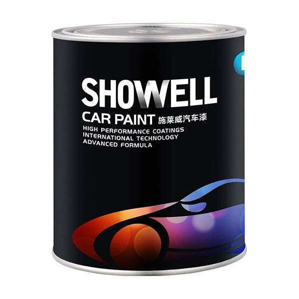 Showell SW-1K Basecoat Colors car paint
