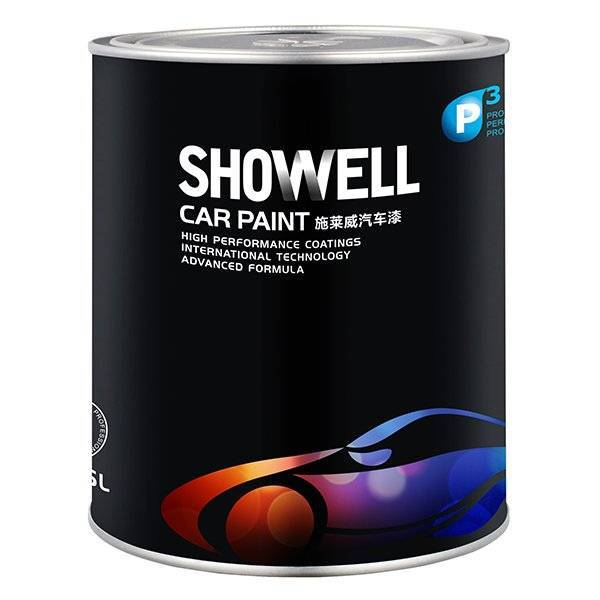 Showell SW-2K однотонные краски для автомобиля