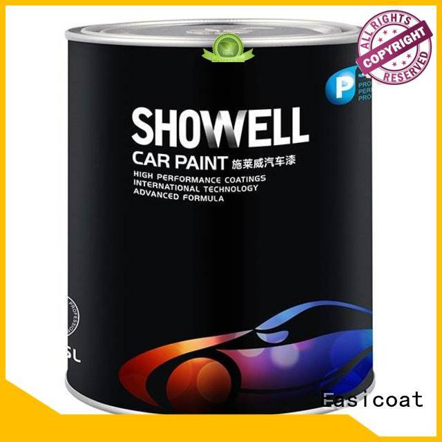 Easicoat efficiency car paint protection refinish for decoration