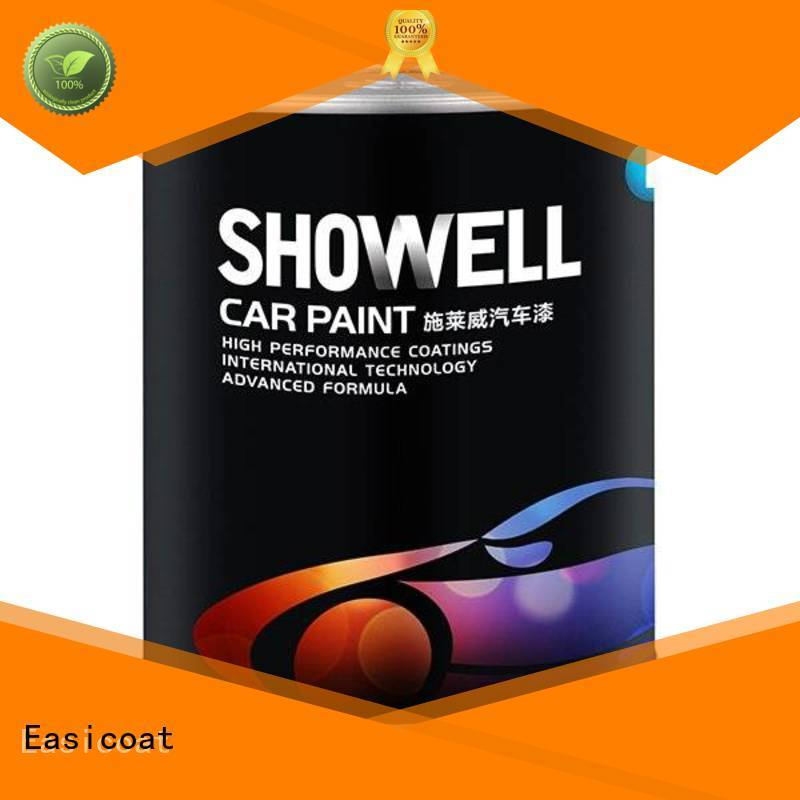hot-sale car spray paint colors at discount for wholesale Easicoat