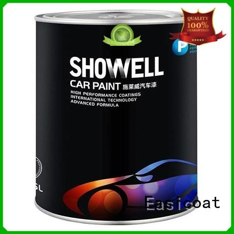Easicoat on-sale car paint colors refinish for wholesale