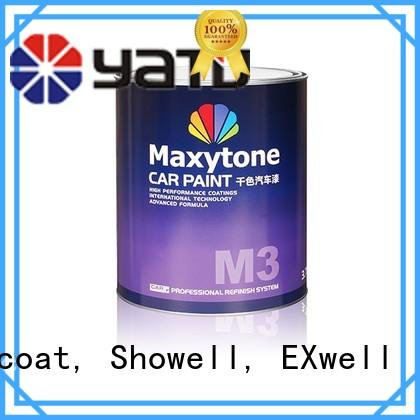 paint epoxy velocity grey auto paint Maxytone, Easicoat, Showell, EXwell manufacture