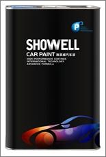 Showell SW-833 De Alta Eficiencia y Velocity Clear Coat