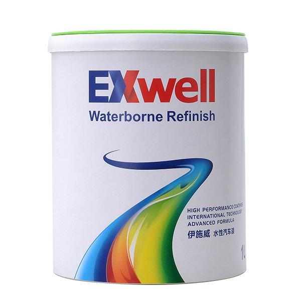 Colores Exwell WB810 1K Plata