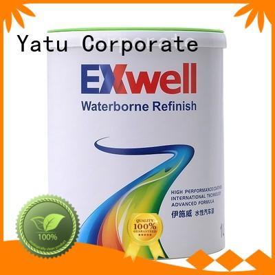 car refinish paint spray spray paint colors Maxytone, Easicoat, Showell, EXwell Brand