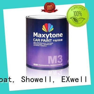 primer coating epoxy Maxytone, Easicoat, Showell, EXwell Brand auto paint repair