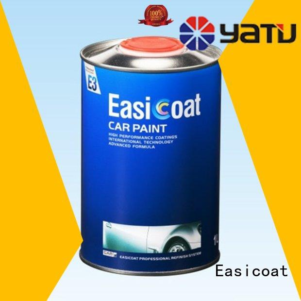 Easicoat paint best car paint protection coating series clearcoat
