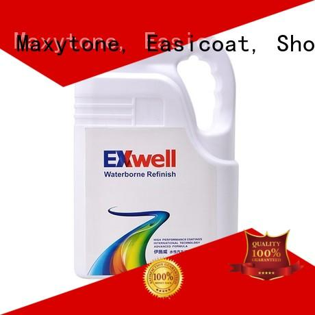 Hot black spray paint colors paint silver Maxytone, Easicoat, Showell, EXwell Brand