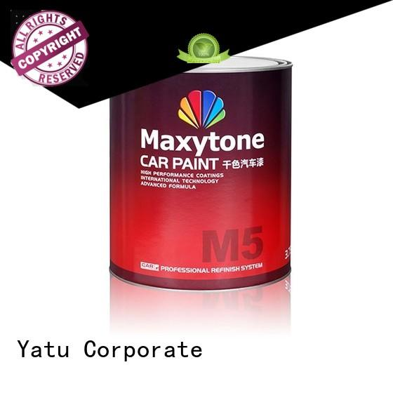 Hot epoxy grey auto paint paint Maxytone, Easicoat, Showell, EXwell Brand