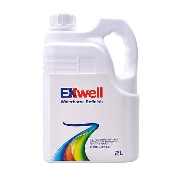 Exwell WB1010 Flip Controller car paint coating