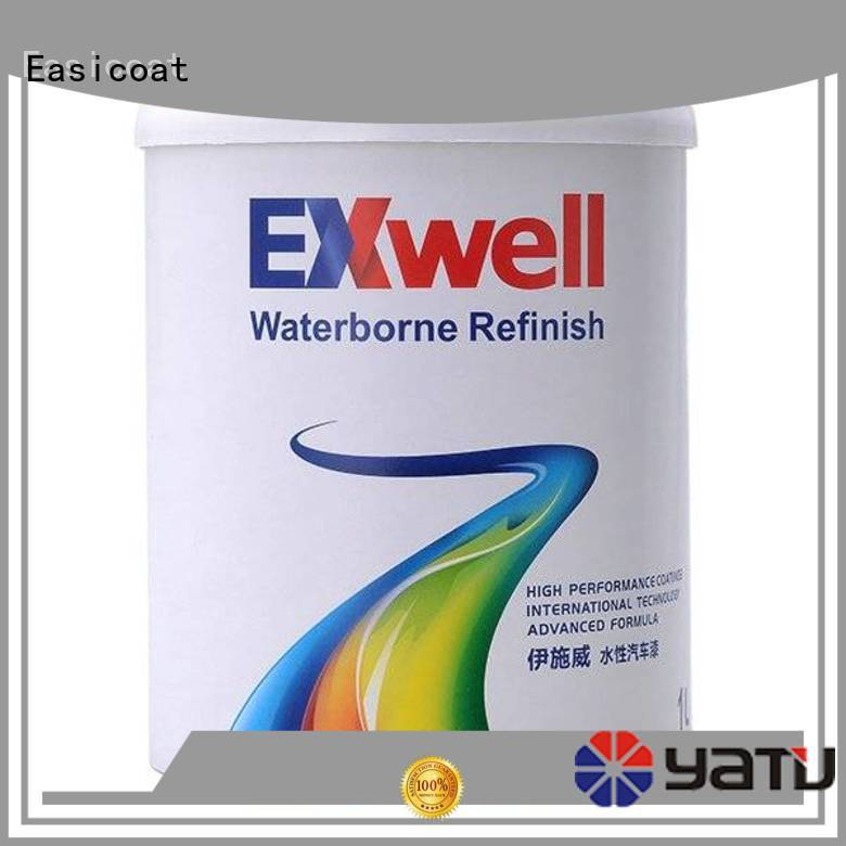 high quality auto paint supply colors best for decoration