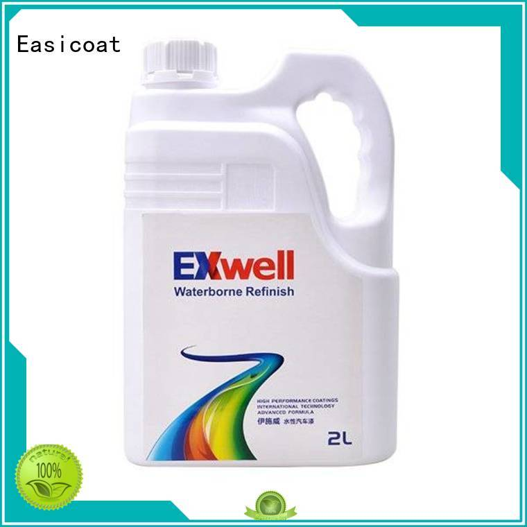 Easicoat high quality car refinish silver for sale