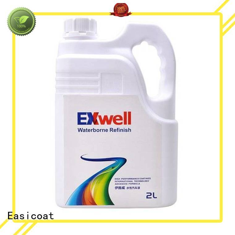 Easicoat binder black car paint cheapest factory price for sale