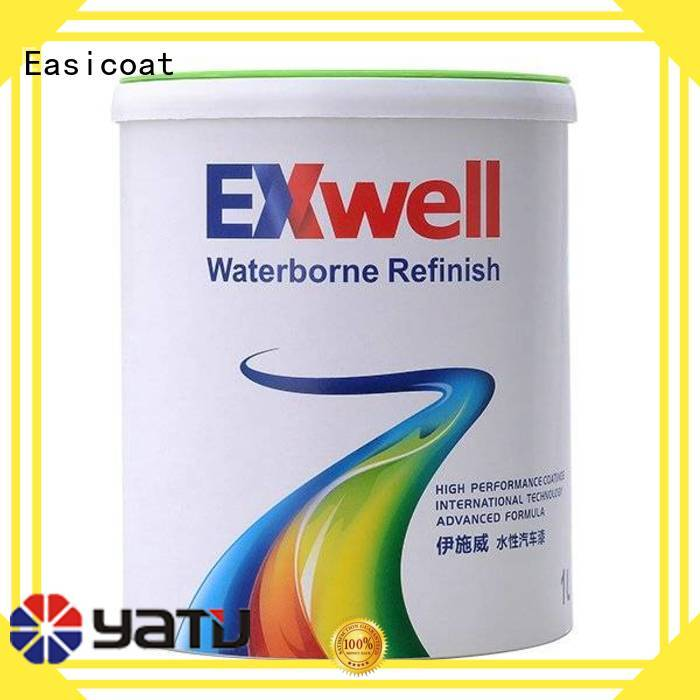 silver auto paint supply solid colors Easicoat