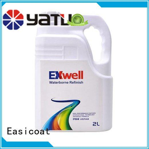 Easicoat binder auto paint kits exwell for sale