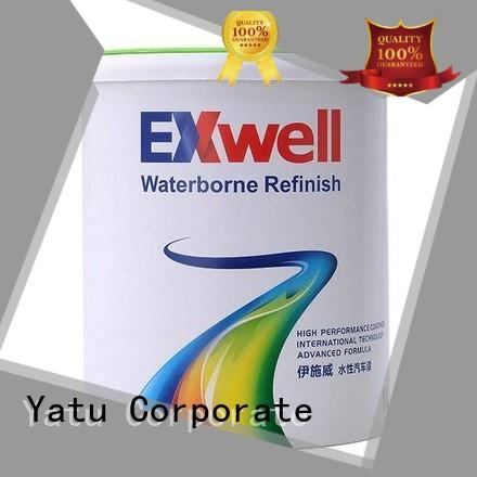 Easicoat exwell auto paint supply