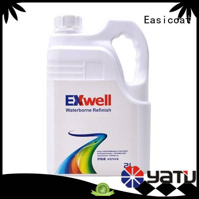 Easicoat highly-rated auto paint kits exwell